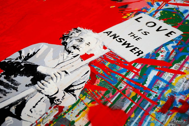 Mr. Brainwash, Juxtapose (Unique), 2020 For Sale 3
