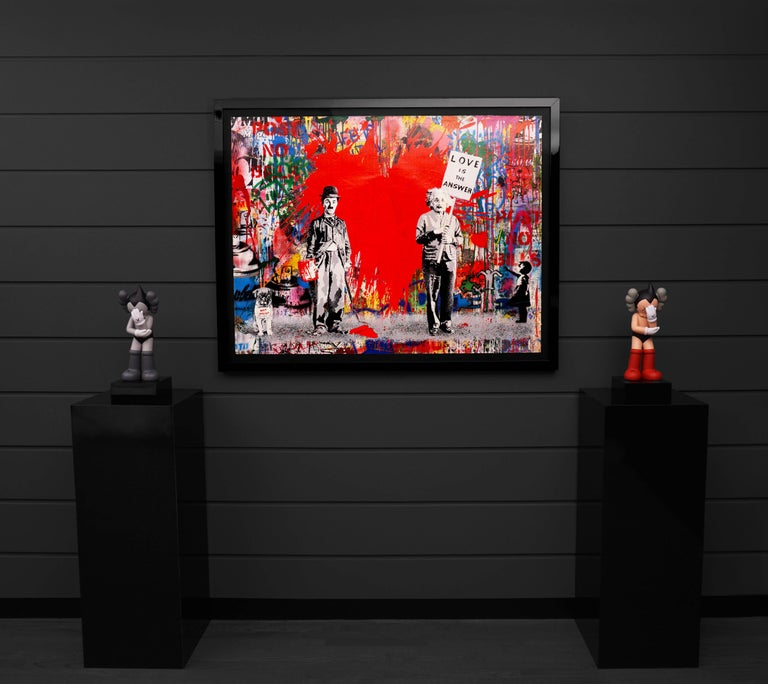 Mr. Brainwash, Juxtapose (Unique), 2020 For Sale 5