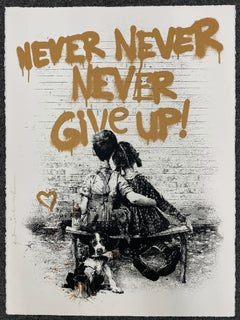 Don't Give Up (Gold)
