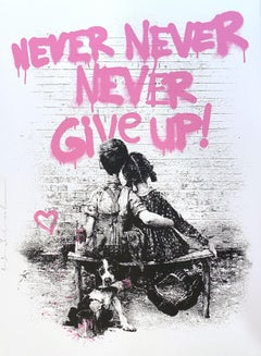Don't Give Up! (Pink)