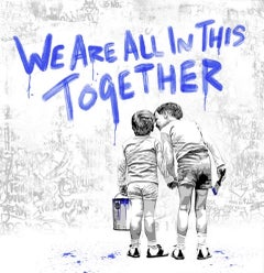 We are all in this together (Blue Edition)