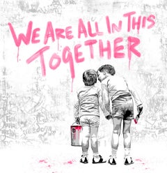 We are all in this together (Fuchsia Edition)