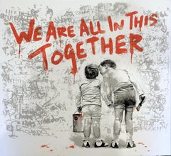 We Are All In This Together (Red)