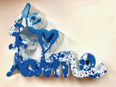 Je t`aime Splash blue
