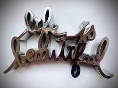 Life Is Beautiful - Hard Candy (silver)