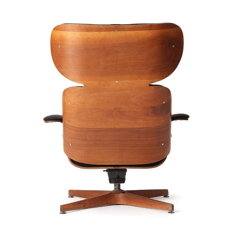 Mr. Chair Lounge Chair by George Mulhauser for Plycraft In Good Condition For Sale In Sagaponack, NY
