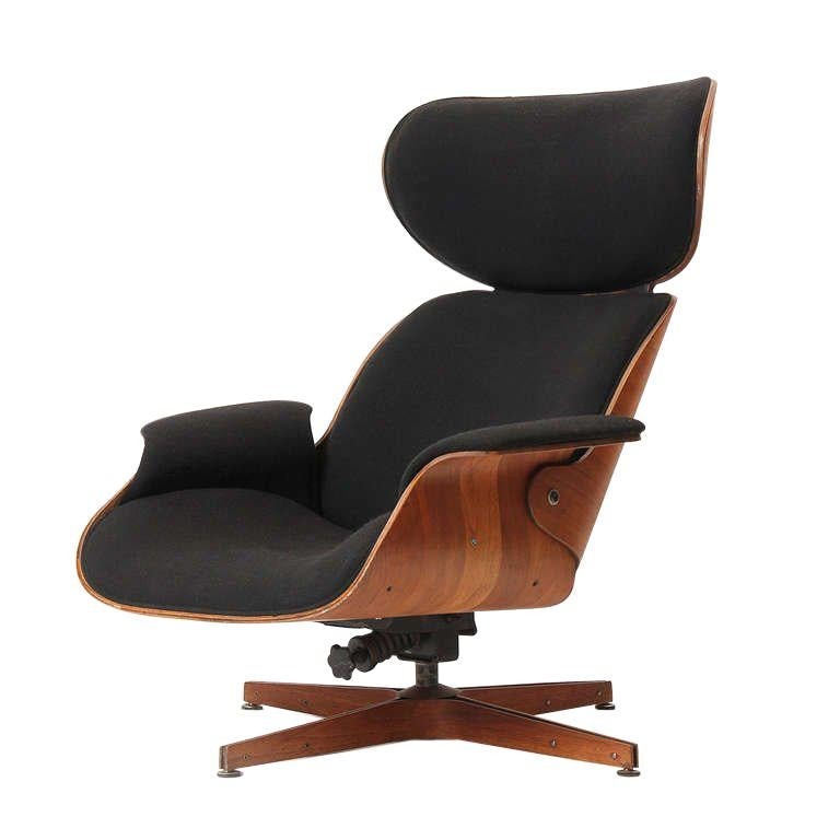 Mr. Chair Lounge Chair by George Mulhauser for Plycraft