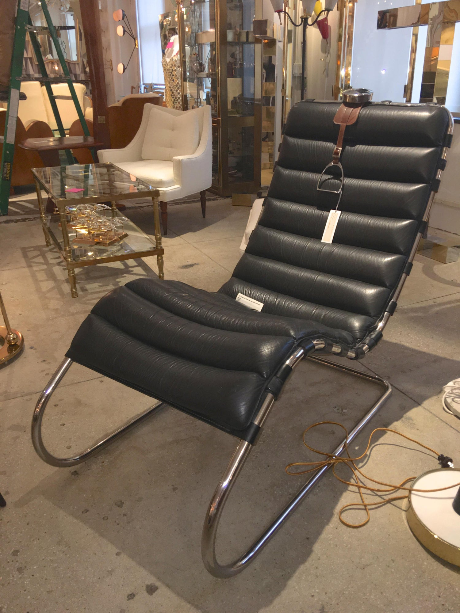 Mr Chaise By Mies Van Der Rohe For Knoll Studio For Sale At 1stdibs