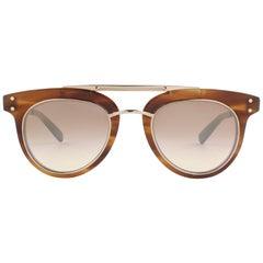 Mr. Leight Laurel SL Aviator-Style Acetate and Metal Sunglasses