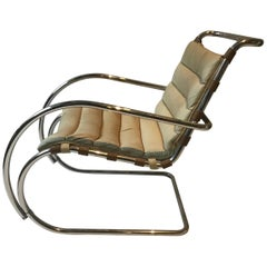 Mr. Lounge Armchair by Mies van der Rohe for Knoll International