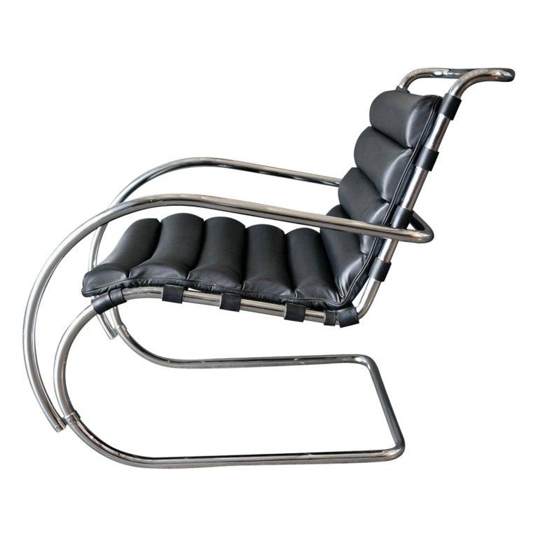 Herr Lounge Sessel Von Ludwig Mies Van Der Rohe Für Knoll Im Angebot