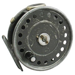 Mr. Pryce-Tannatt's Personal Fishing Reel, Trout Fishing Reel, Hardy St. George