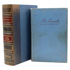 """Mr. Roosevelt"" Signed and Inscribed by Franklin D. Roosevelt to his Son, 1944"