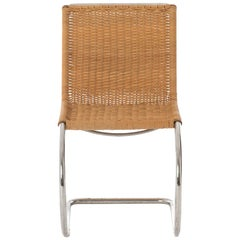 MR10 Chair in Rattan by Mies van der Rohe