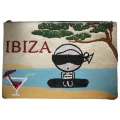 Mua Mua Karletto Ibiza Zip Pochette