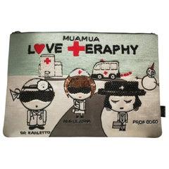 Mua Mua Love Therapy Zip Pochette