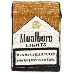 Muamua Gold Mualboro Bag