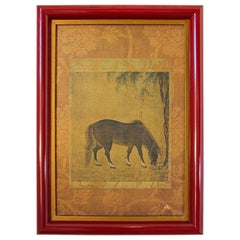 Mughal Asian Style Miniature Print
