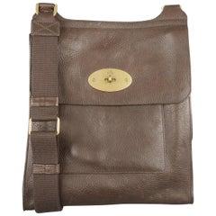 fce2861f5f BOTTEGA VENETA Bag Eggplant Intrecciato Woven Leather Brown Belt ...