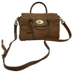 "Mulberry Tan ""Bayswater"" Two Ways"