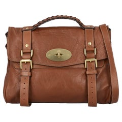Mulberry Women Shoulder bags Brown Leather