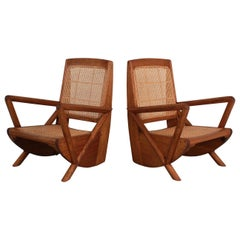 Mulholland Caned Chairs