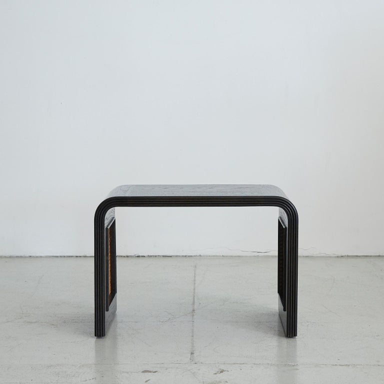 Mulholland Stool by Orange In Excellent Condition For Sale In Los Angeles, CA