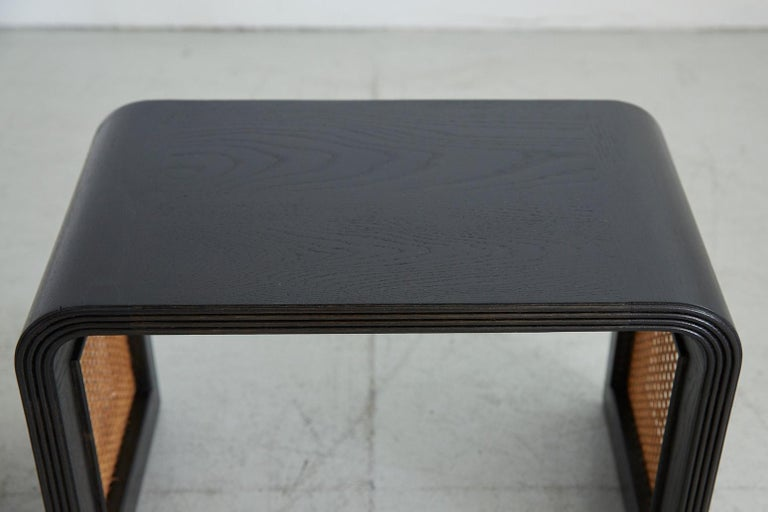 Contemporary Mulholland Stool by Orange For Sale