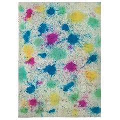 Multi-Color Daliesque Collection Rug