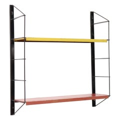 Multi-Color Tomado Style Industrial Metal Shelving Unit