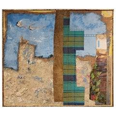 Multi Media Scotland Landscape Painting by Artist Jacques Lamy
