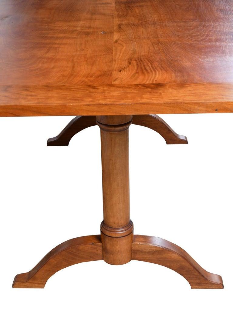 Bonnin Ashley Custom-Made  Multi-Use  Square or Rectangular Dining Table For Sale 3