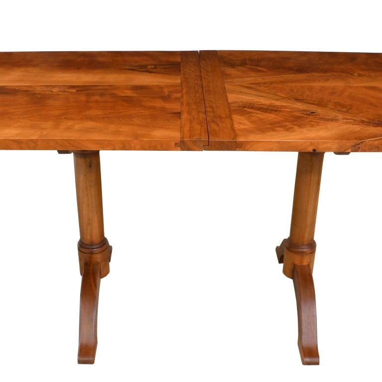 Bonnin Ashley Custom-Made  Multi-Use  Square or Rectangular Dining Table For Sale 2