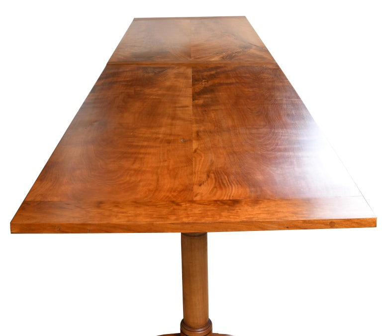 Contemporary Bonnin Ashley Custom-Made  Multi-Use  Square or Rectangular Dining Table For Sale
