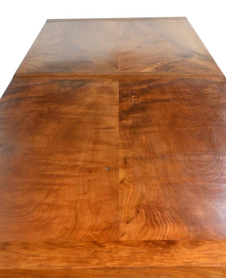 Wood Bonnin Ashley Custom-Made  Multi-Use  Square or Rectangular Dining Table For Sale