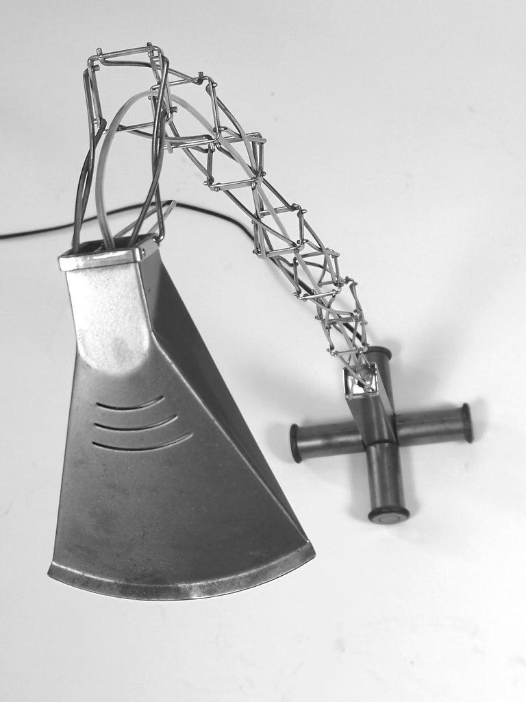 Multi X Desk Lamp by Yaacov Kaufman for Lumina, 1980s For Sale 3