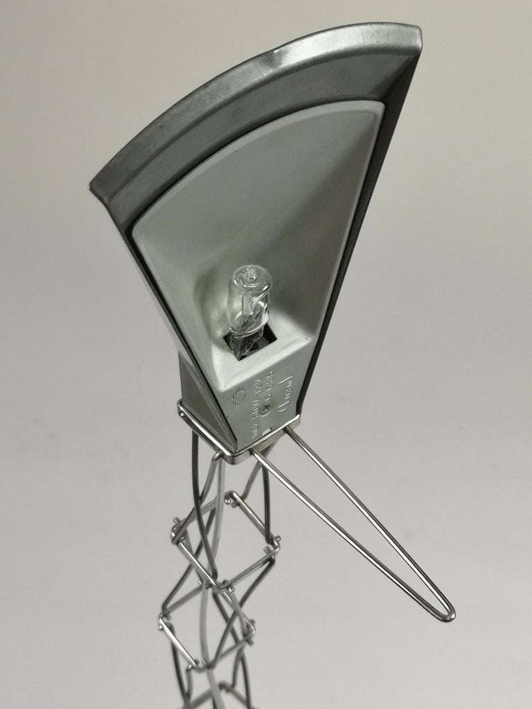 Multi X Desk Lamp by Yaacov Kaufman for Lumina, 1980s For Sale 9