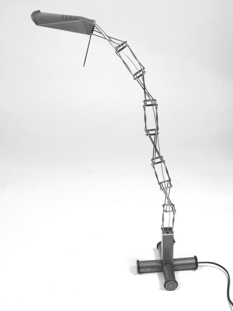 European Multi X Desk Lamp by Yaacov Kaufman for Lumina, 1980s For Sale