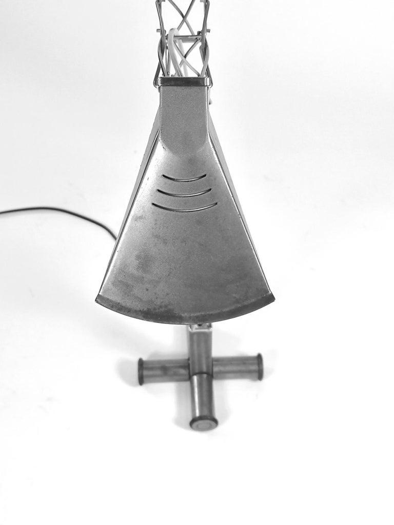 Multi X Desk Lamp by Yaacov Kaufman for Lumina, 1980s For Sale 1