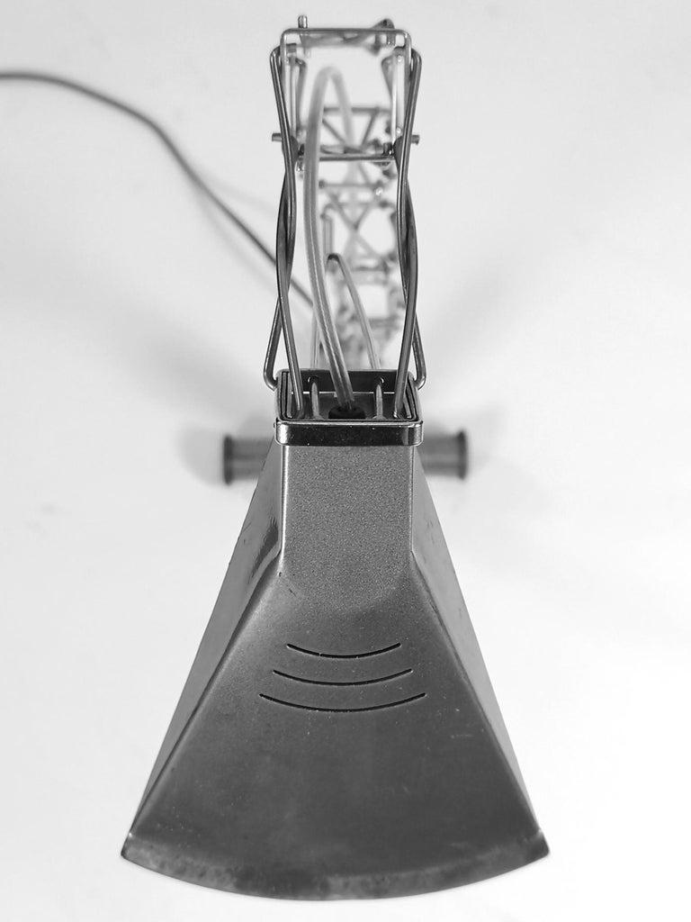 Multi X Desk Lamp by Yaacov Kaufman for Lumina, 1980s For Sale 2