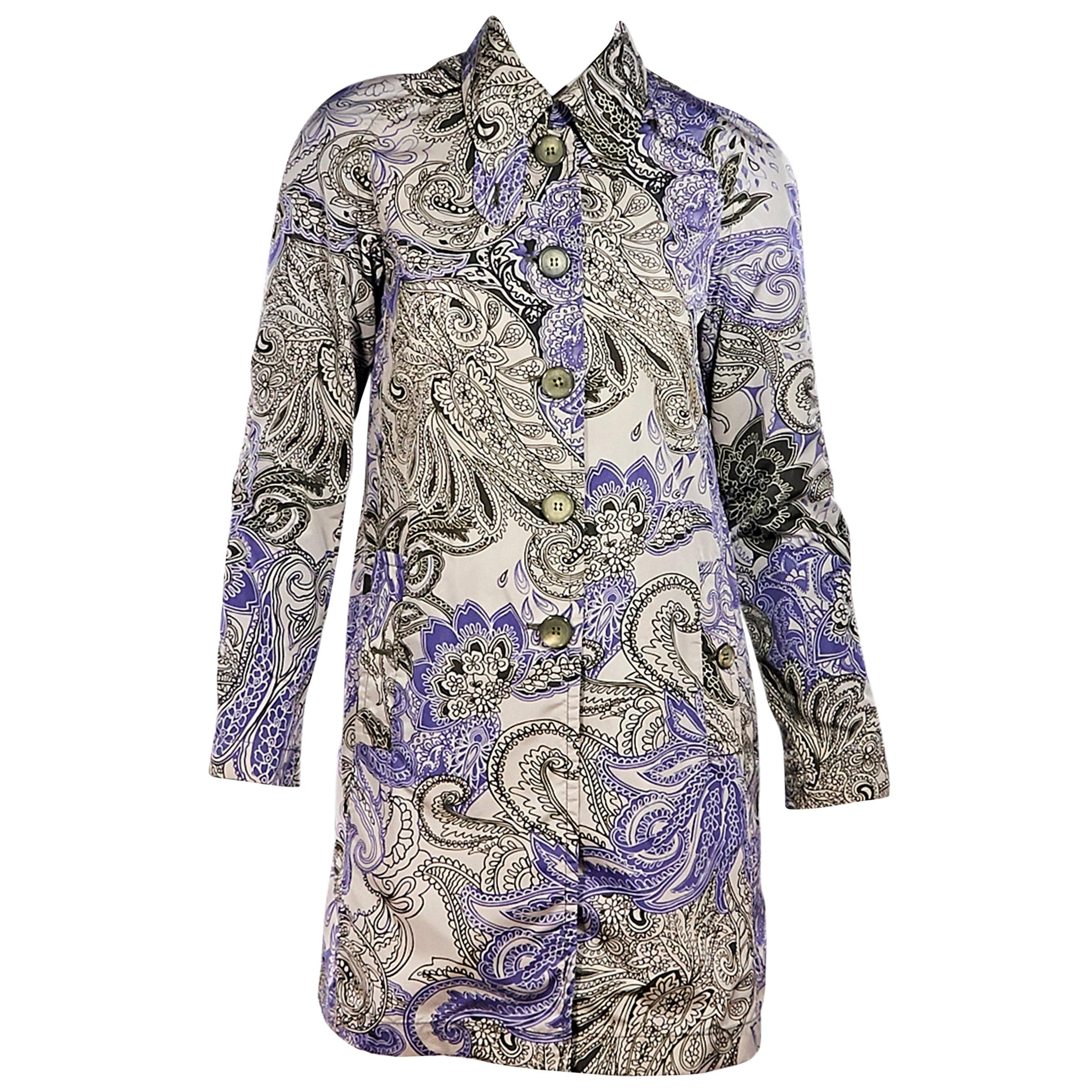 390fe25c4 Vintage Etro: Dresses, Jackets & More - 260 For Sale at 1stdibs