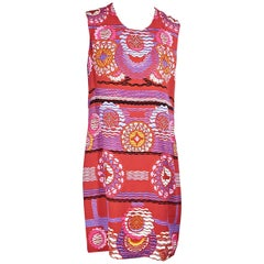Multicolor Peter Pilotto Printed Shift Dress