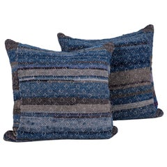 Multicolor Rag Cushions