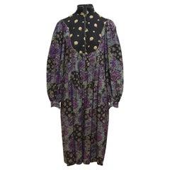 Multicolor Ungaro Printed Dress
