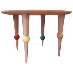 Multicolored Ball Dining Table
