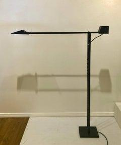 Multidirectional Post Modern Memphis Era Tall Italian Floor Lamp by Artup