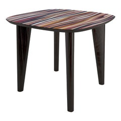 Multiessenza Square Table by Gabriele E. M. D'Angelo