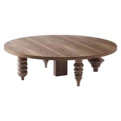 Multileg Low Table Walnut