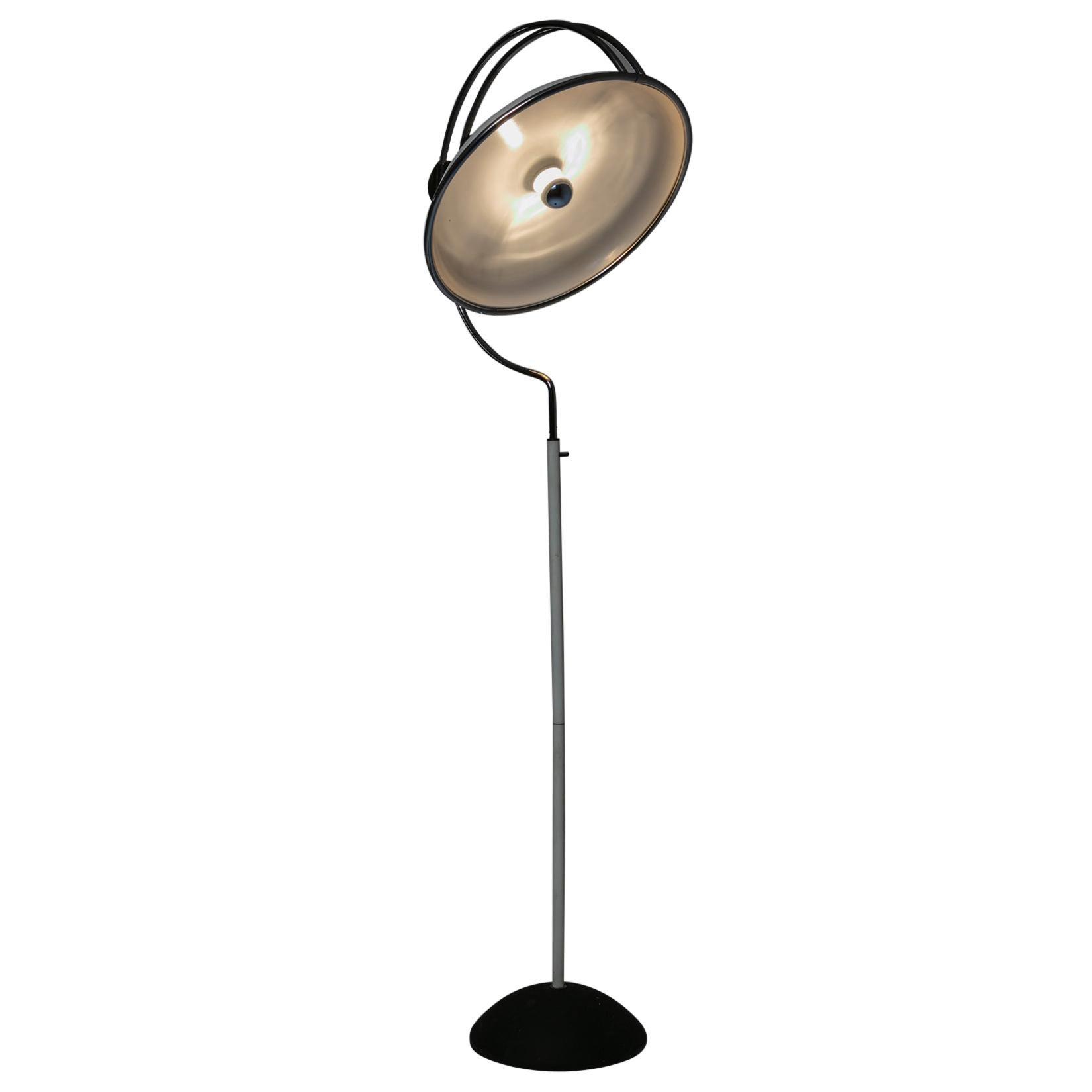 """""""Multipla"""" Floor Lamp by De Pas, Lomazzi, D'Urbino for Stilnovo"""