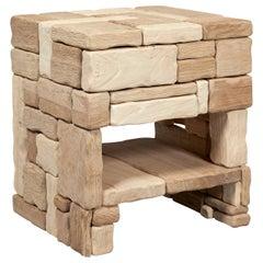 Mur Side Table by Mattia Bonetti
